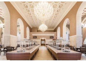 Питание в  Парк-отель «Амра| Amra Park Hotel & SPA» | Абхазия, Гагра