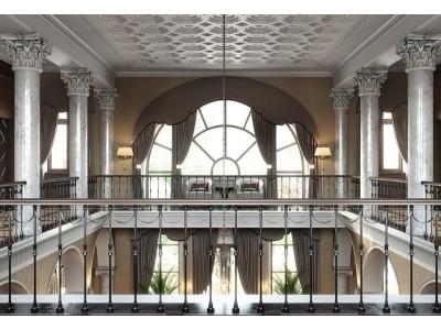 Холл| Парк-отель «Амра| Amra Park Hotel & SPA» | Абхазия, Гагра
