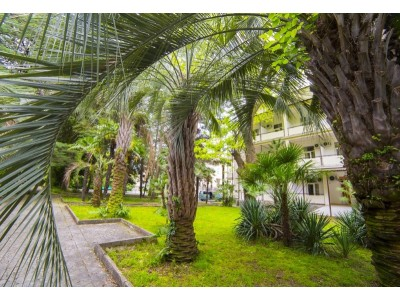 Внешний вид Корпус 2| Парк-отель «Амра| Amra Park Hotel & SPA» | Абхазия, Гагра